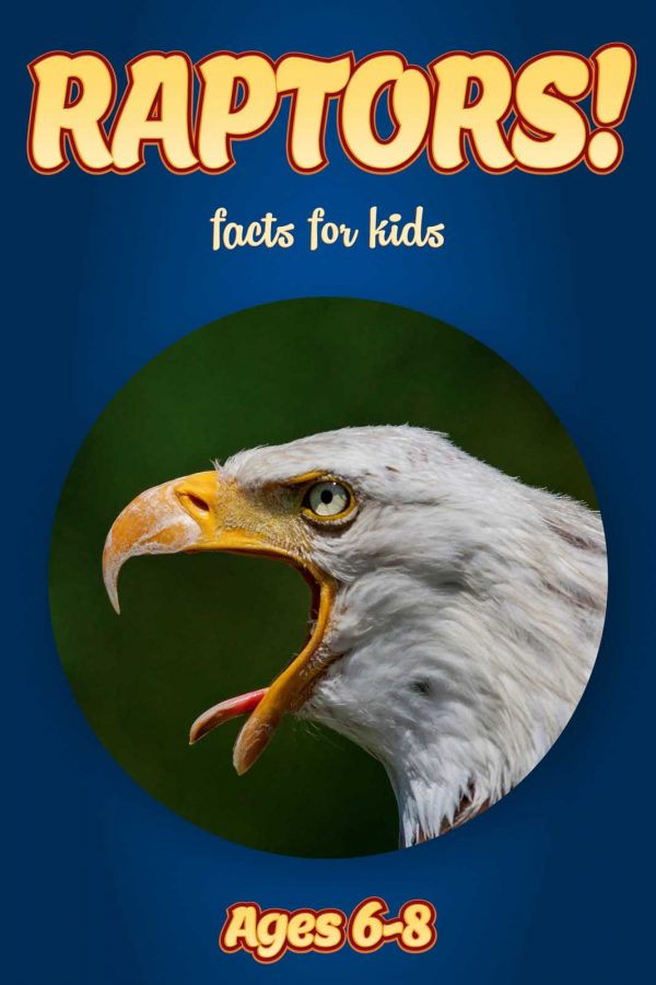 Raptor Facts for Kids - Nonfiction Ages 3-6
